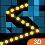 Bricks n Balls Breaker 3D – Puzzle Crusher  APK (MOD, Unlimited Money) 1.4.8.5