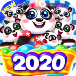 Bubble Shooter Sweet Panda  APK (MOD, Unlimited Money) 1.0.46