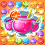 Candy Match 3 Puzzle: Sweet Monster  APK (MOD, Unlimited Money) 1.2.8