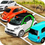 Cartoon Car Parking 3D: Extreme Parking  APK (MOD, Unlimited Money) 1