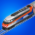 Chicago Train Idle Transport Tycoon  1.1.21 APK (MOD, Unlimited Money)