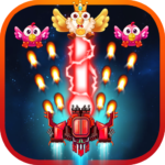 Chicken Shooter Free : Galaxy war  APK (MOD, Unlimited Money 1.4