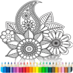 Coloring Book for Adults 7.3.4 APK (MOD, Unlimited Money)