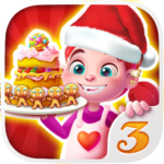 Cookie Mania Match-3 Sweet Game 2.7.0 APK (MOD, Unlimited Money)