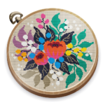 Cross Stitch Club — Color by Numbers with a Hoop 1.4.29  APK (MOD, Unlimited Money)