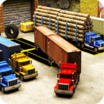 Euro Long Trailer Truck Sim 2019: Cargo Transport  APK (MOD, Unlimited Money) 2.1