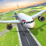 Flight Plane Simulator 3D : Airplane Flying Sim  APK (MOD, Unlimited Money) 1.4