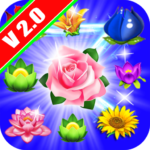 Flowers Sweet Connect – Match 3 Game 1.6.5 APK (MOD, Unlimited Money)