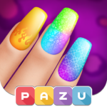 Girls Nail Salon – Manicure games for kids 1.24 APK (MOD, Unlimited Money)
