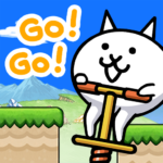 Go! Go! Pogo Cat 1.0.15 APK (MOD, Unlimited Money)