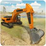 Heavy Excavator Simulator PRO  APK (MOD, Unlimited  Money)5.4