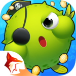 IFISH – Fun Online Fish Shooter – ZINGPLAY  APK (MOD, Unlimited Money) 2020.11.1-sea