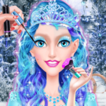 Ice Princess Make Up & Dress Up Game For Girls  APK (MOD, Unlimited Money) 2.0