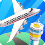 Idle Airport Tycoon – Tourism Empire  APK (MOD, Unlimited Money) 1.4.3