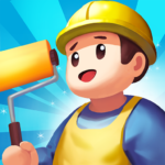 Idle Decoration Inc – Idle, Tycoon & Simulation  APK (MOD, Unlimited Money) 1.0.21
