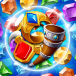 Jewels Time : Endless match  APK (MOD, Unlimited Money) 2.10.0