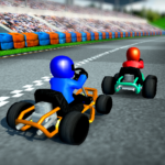 Kart Rush Racing – 3D Online Rival World Tour  APK (MOD, Unlimited Money) 12.4