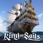 King of Sails: Ship Battle  APK (MOD, Unlimited  Money) 0.9.536