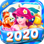 Mahjong Solitaire Mermaid  APK (MOD, Unlimited Money) 1.0.35