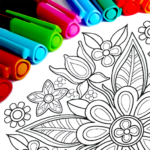 Mandala Coloring Pages 14.9.2 APK (MOD, Unlimited Money)