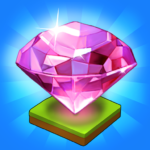 Merge Jewels: Gems Merger Evolution games  APK (MOD, Unlimited Money) 2.0.11
