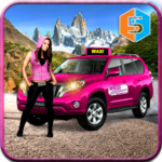 New York Taxi Duty Driver: Pink Taxi Games 2018 5.0 APK (MOD, Unlimited  Money) 5.0