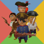 Pirates party: 2 3 4 players 2.20 APK (MOD, Unlimited Money)