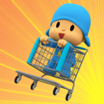 Pocoyo Run & Fun – cartoon racing kids games  APK (MOD, Unlimited Money)