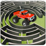 RC Monster Truck Maze Adventure Fun Games 2019  APK (MOD, Unlimited Money) 2.0