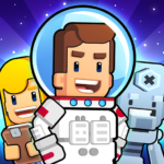 Rocket Star – Idle Space Factory Tycoon Game  APK (MOD, Unlimited Money) 1.43.3
