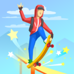 Skater Race  APK (MOD, Unlimited Money) 2.1