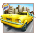 Smart Cabby – Taxi Driving Game with Traffic 1.2.5.0 APK (MOD, Unlimited Money)