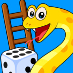 🐍 Snakes and Ladders Board Games 🎲  APK (MOD, Unlimited Money) 1.2.4