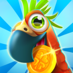 Spin Voyage: attack, build and get coins!  APK (MOD, Unlimited Money) 1.13.03