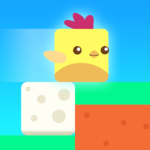 Stacky Bird Hyper Casual Flying Birdie Dash Game  1.0.1.44 APK (MOD, Unlimited Money)