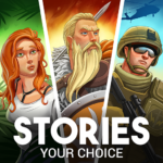 Stories: Your Choice (more resources at start) APK (MOD, Unlimited Money) 0.95