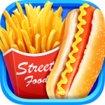 Street Food  – Make Hot Dog & French Fries  APK (MOD, Unlimited Money) 1.6