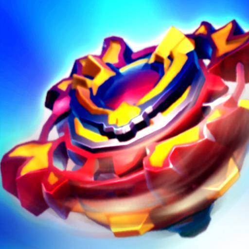 Super God Blade : Spin the Ultimate Top!  APK (MOD, Unlimited Money) 1.67.13