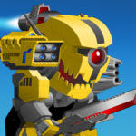 Super Mechs  APK (MOD, Unlimited Money)