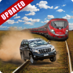 Train vs Prado Racing 3D  APK (MOD, Unlimited Money) 1.0.15