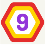 UP 9 – Hexa Puzzle! Merge Numbers to get 9 APK (MOD, Unlimited Money) 1.1.3