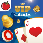 VIP Jalsat: Ludo Online, Backgammon Free & Tarneeb  APK (MOD, Unlimited Money) 3.7.2.61