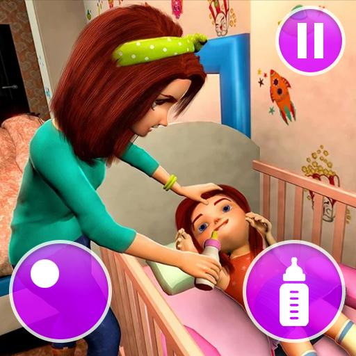 Virtual Mother Game: Family Mom Simulator 1.23 APK (MOD, Unlimited Money)