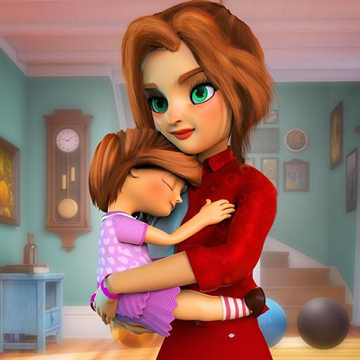 Virtual Mother Working Mom Family Simulator 1.12 APK (MOD, Unlimited Money)