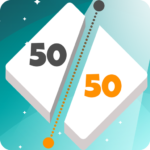 5050 Split Up! 2.0.3 APK (MOD, Unlimited Money)