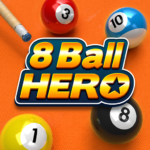 8 Ball Hero – Pool Billiards Puzzle Game 1.16 APK (MOD, Unlimited Money)