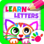 ABC DRAW 🎨 Kids Drawing! Alphabet Games Preschool  APK (MOD, Unlimited Money) 1.5.2.6