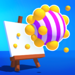Art Ball 3D 1.0.4 APK (MOD, Unlimited Money)
