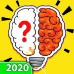 Brain Test : Tricky Puzzles Game – Brain Out 2020 3.0 APK (MOD, Unlimited Money)
