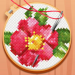 CROSS-STITCH: COLORING BOOK  0.200.342 APK (MOD, Unlimited Money)